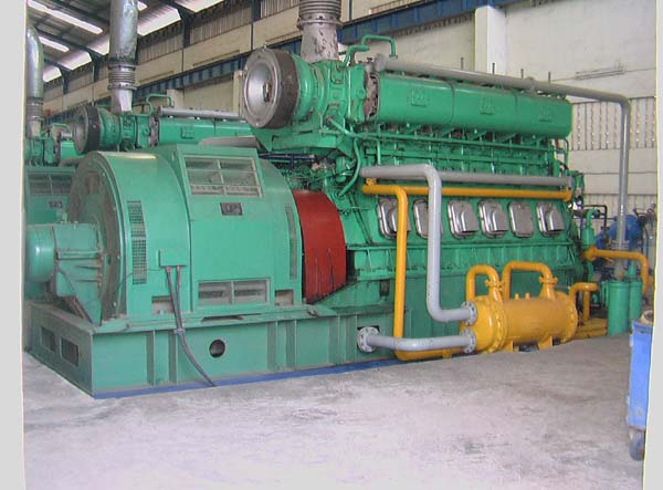 power plant generators. 2MW HFO GENSET- POWER PLANT(GN8320)(点击看大图) Power Plant Generators
