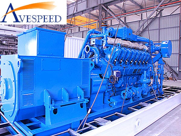 AVESPEED 1000KW/380V/50HZ/1000rpm Diesel Generator set